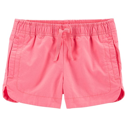 Carter's Neon Twill Shorts Pink PINK (650)