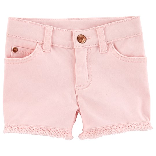 Carter's Lace Denim Shorts Rosa LT.PINK (680)