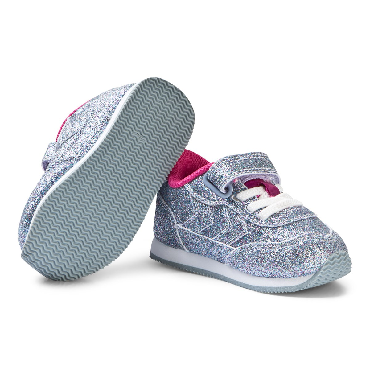 Hummel Reflex Glitter Infant Sneakers Multicolor Babyshop.dk