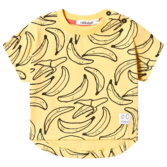 Indikidual Yellow Banana T-Shirt MUSA