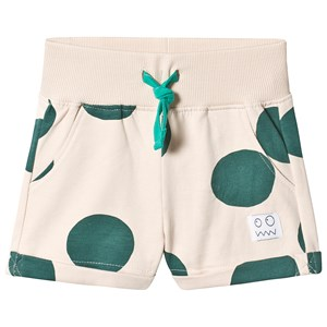 Image of Indikidual Beige Spots Shorts 4-5 years (3125247847)