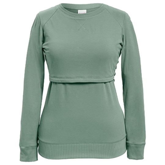 Boob B·Warmer Sweatshirt Green Surf green surf