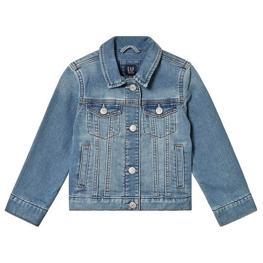 GAP Denim Jacket Light Indigo Light Indigo 1