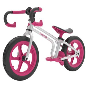Image of Chillafish Fixie Balance Cykel Pink 24 months - 5 years (1344380)