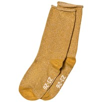 13ed371b0 Melton Bamboo Lurex Socks Honey Mustard Honey Mustard