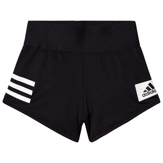 adidas Performance Square Cool Logo Shorts Svart Black/White