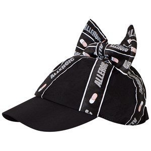 Image of Caroline Bosmans Bow Cap Nylon Black L (3125343891)