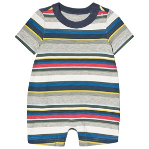 Image of GAP Multi Stripe Romper 18-24 mdr (3125358233)