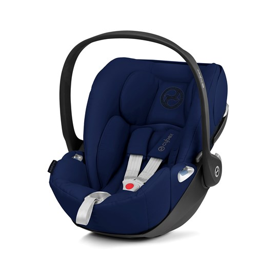 Cybex Cloud Z i-Size infant Carrier Midnight Blue Midnight Blue