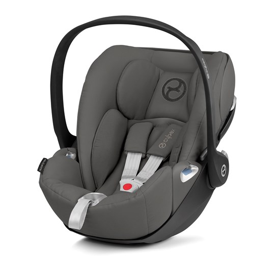 Cybex Cloud Z i-Size Babyskydd Manhattan Grey Manhattan Grey