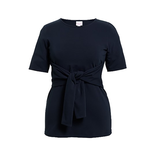 Boob Haley Short Sleeve Top Midnight Blue Midnight Blue