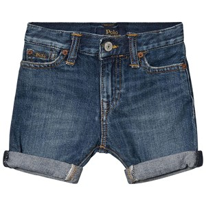 Image of Ralph Lauren Mid Washed Denim Shorts 5 years (3125303969)