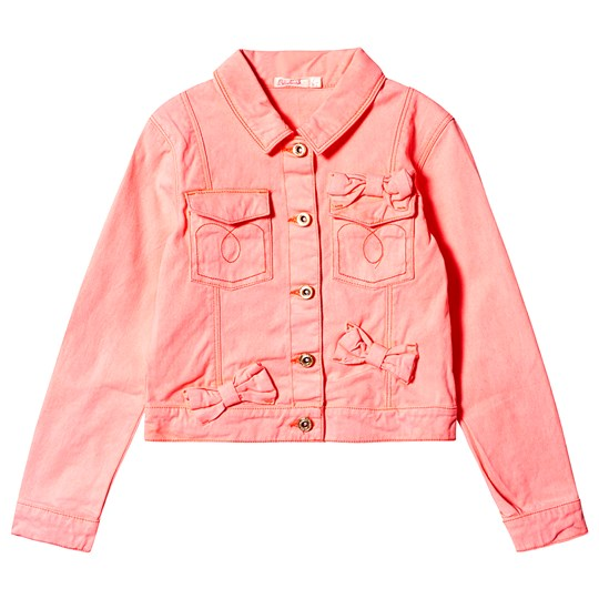 Billieblush Hot Pink Denim Jacket 499