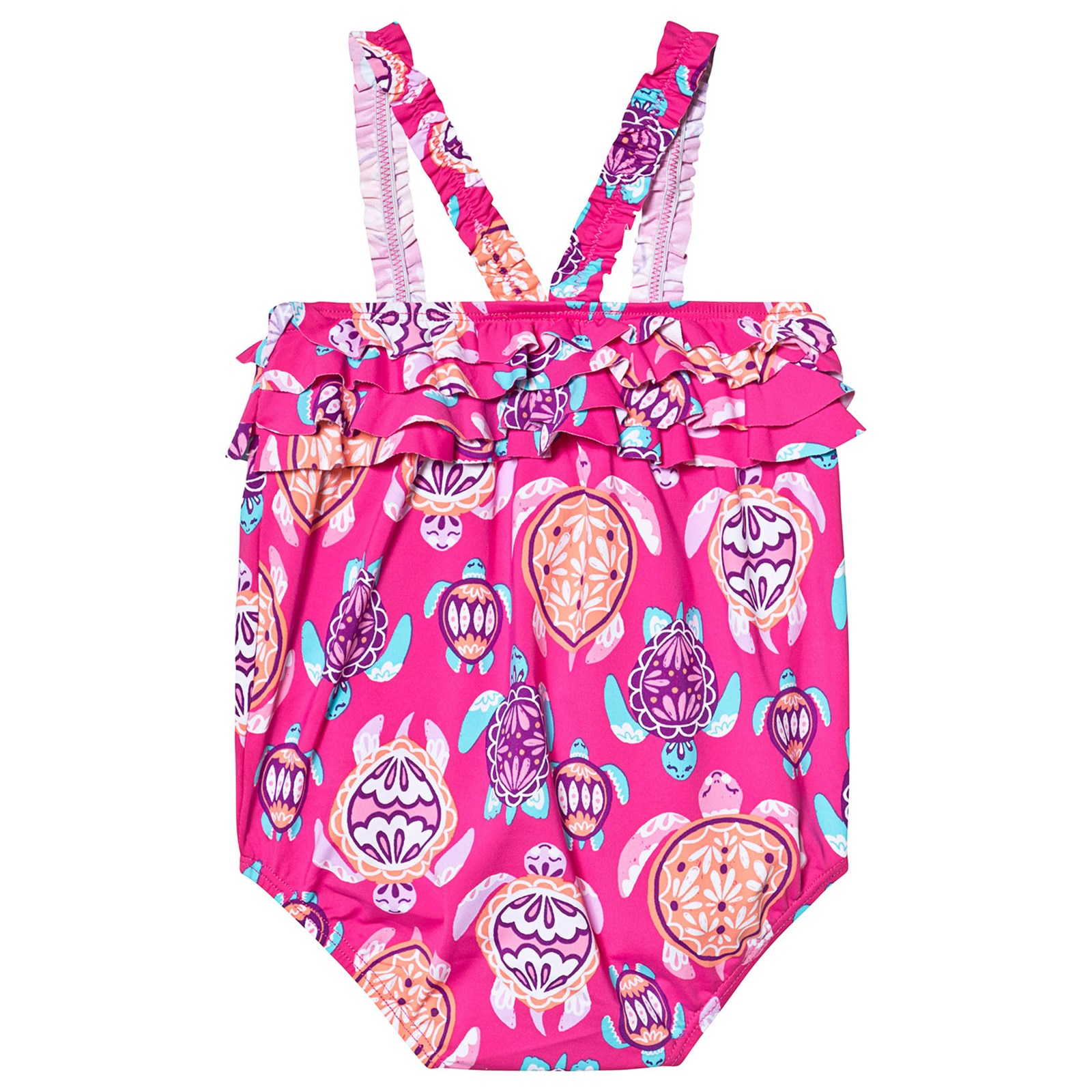 Hatley Swimsuit Pretty Sea Turtles