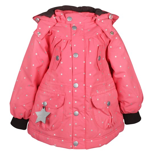 Mini A Ture Wiwica Jacket Raspberry Rose Pink