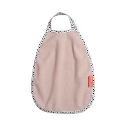 Done by Deer Happy Dots Pullover Terry Bib Powder