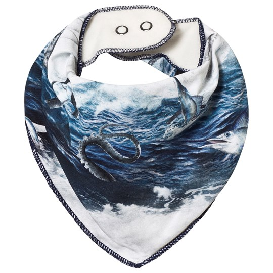 Molo Nick Bib Sailor Stripe Sailor Stripe
