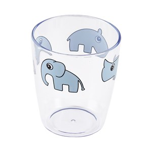 Image of Done by Deer Deer Friends Yummy Mini Glass Blue One Size (1323959)