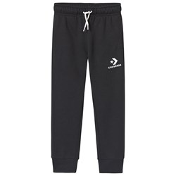 Converse Logo Sweatpants Black
