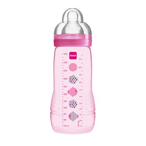Image of MAM Easy Active™ Baby Bottle Pink 330 ml (3125327143)