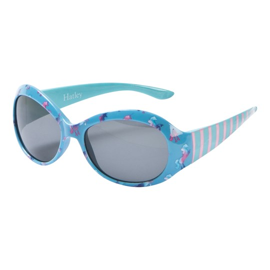 Hatley Rainbow Unicorns Sunglasses Blue RAINBOW UNICORNS