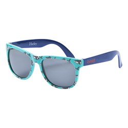 Hatley Snorkeling Sharks Sunglasses Blue