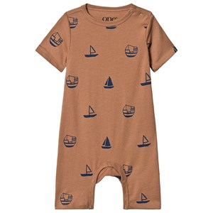 Image of One We Like Boats One-Piece Macaroon 62/68 cm (3125327885)