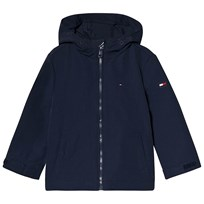 fe7473ae Tommy Hilfiger Packable Hooded Jacket Navy 002
