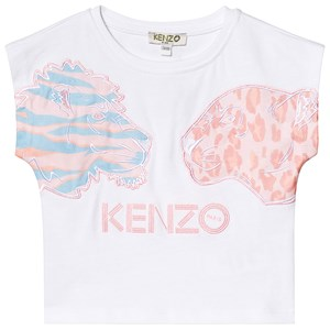Image of Kenzo Special Tiger Tee White 6 years (3125346525)