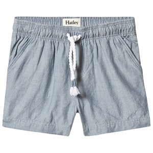Image of Hatley Chambray Shorts Grå 3-6 months (1741307)