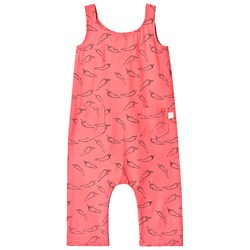 Sproet & Sprout Playing Cards Jumpsuit Lyseblå
