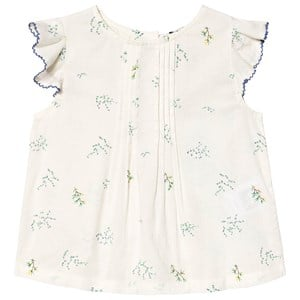 Image of Cyrillus Floral Top White 8 years (3125354697)