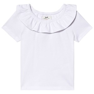 Image of Cyrillus Frill Tee White 3 years (3125359983)
