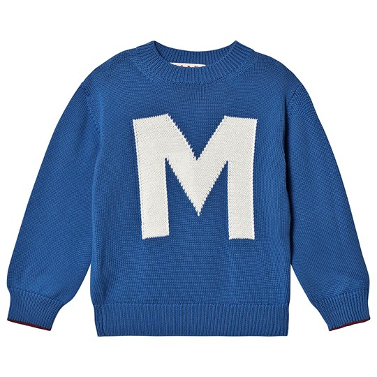 Marni M Sweater Blue 0M804