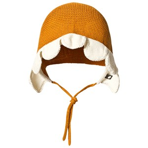 Image of Oeuf Daisy Hat Ochre/White 12 mdr (3125346313)