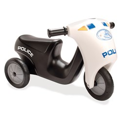 Dantoy Police Motorcycle