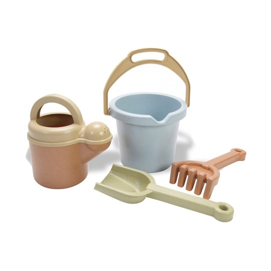 Dantoy 4-Piece Bucket Set Beige