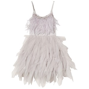 Image of Tutu Du Monde Queen Of Gems Tutu Dress French Silver 10-11 years (3125311741)