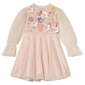 Image of Tutu Du Monde Divine Lily Tulle Dress Almond Kiss 10-11 years (3125311805)