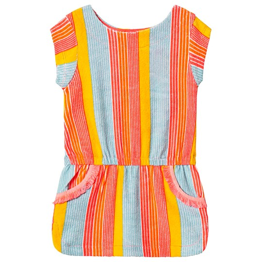 Billieblush Stripe Toweling Dress Multicolor