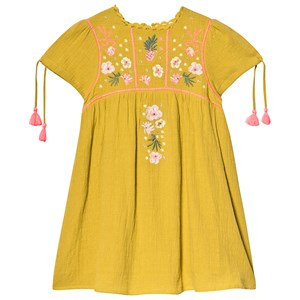 Image of Louise Misha Coconut Dress Safran 6 år (3151388281)