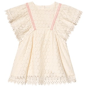 Image of Louise Misha Norah Dress Cream Flower Lace 18 mdr (3131981205)