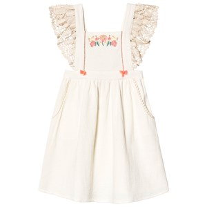 Image of Louise Misha Dress Hawai White 18 mdr (3131981213)