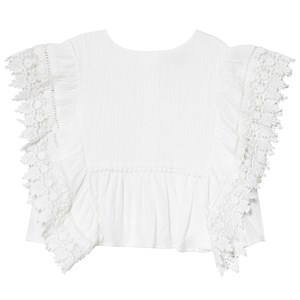 Image of Louise Misha Caiques Top White 3 år (3125319529)