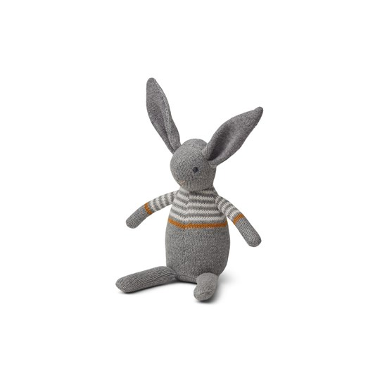 Liewood Vigga Knit Rabbit Grey Melange