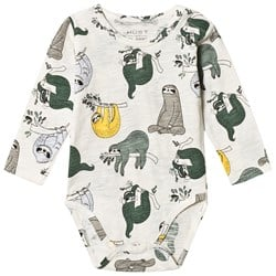 Hust&Claire Buster Baby Body White