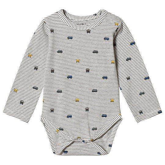 Hust&Claire Billy Baby Body Blue Star blue