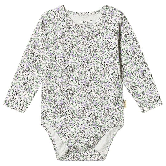 Hust&Claire Bette Baby Body White Ivory
