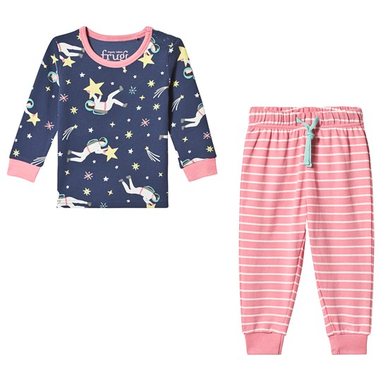 Frugi Little Shooting Star Pyjamas Shooting Stars