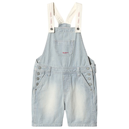Pepe Jeans Hickory Overalls Blue 000